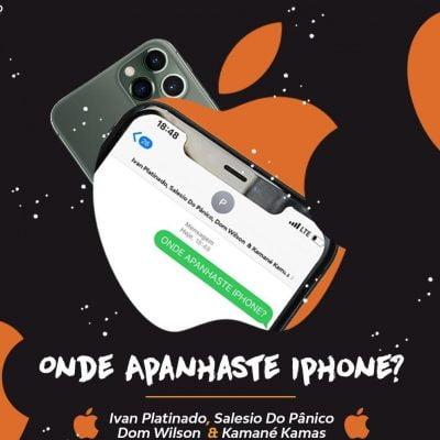 Ivan Platinado ft Salesio do Panico, Dom Wilson & Kamané Kamas - Onde Apanhaste iPhone