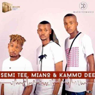 Semi Tee ft Miano, Kammu Dee - Scooter