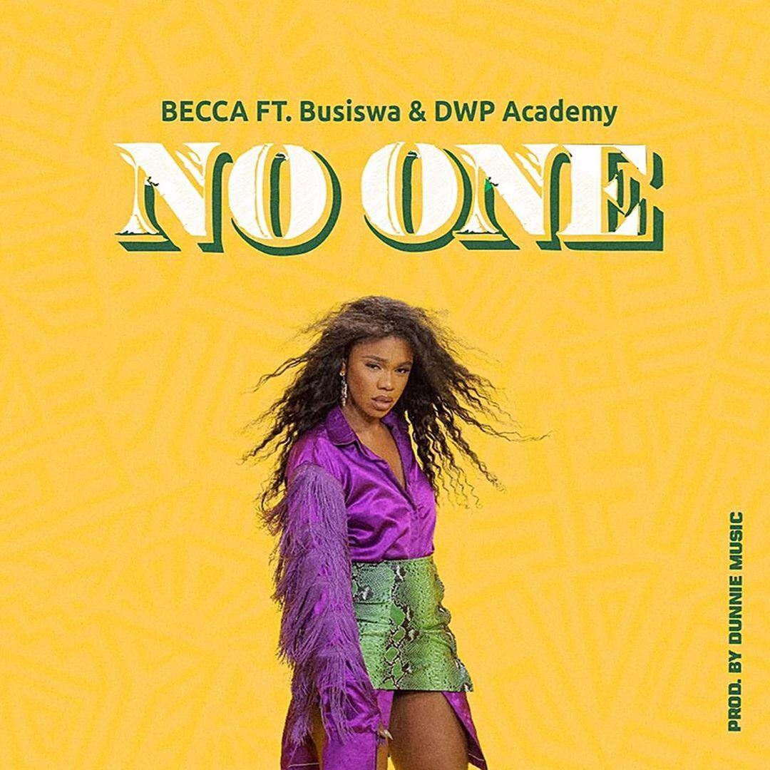 Becca ft Busiswa & DWP Academy - No One