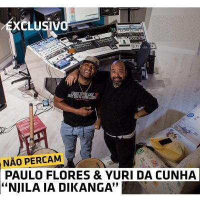 Paulo Flores ft Yuri da Cunha - Nijila ia Dikanga