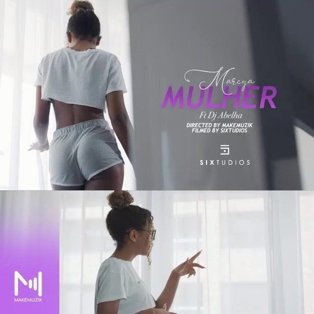 Marcya feat. Dj Abelha - Mulher