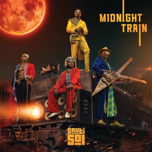 Sauti Sol - Midnight Train Álbum
