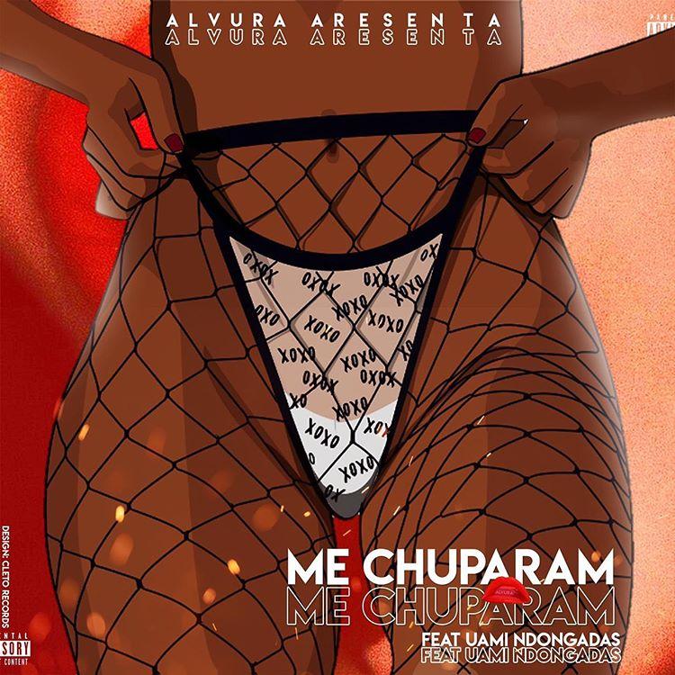 Alvura feat. Uami Ndongadas - Me Chuparam