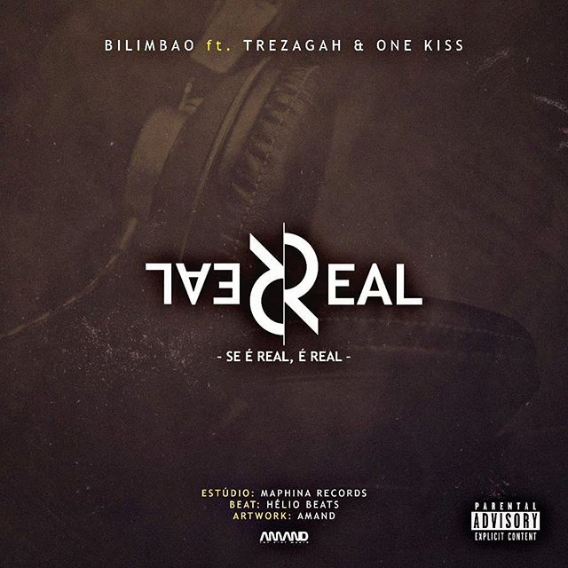 BILIMBAO feat. Trezagah & One Kiss - Se É Real É Real Prod. by Helio Beat