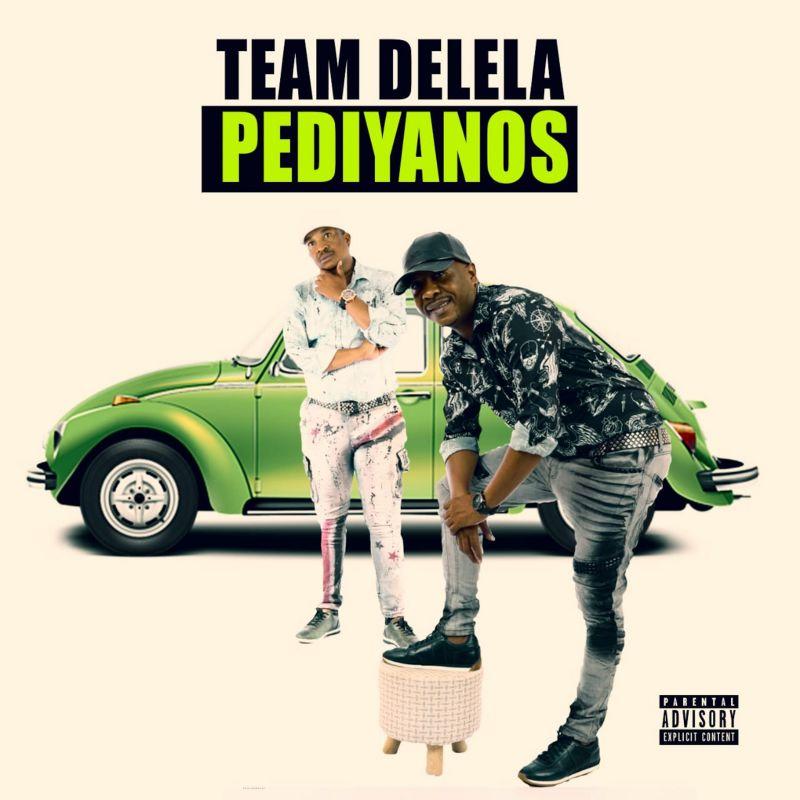 Team Delela - Magana Go Botjwa ft Roger KG e Obakeng SA
