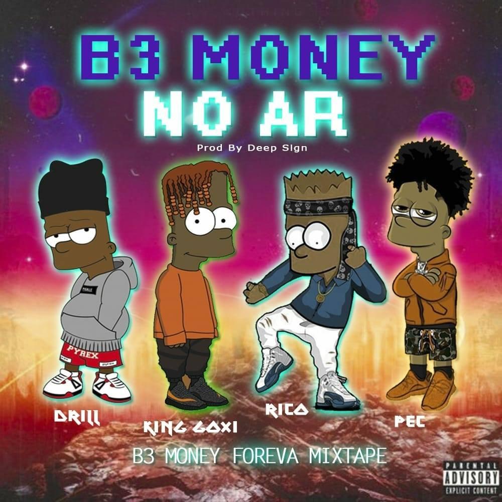 B3 Money - No Ar (Prod. Deep Sign)