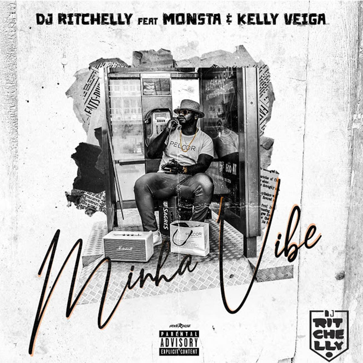 Dj Ritchelly X Monsta X Kelly Veiga - Minha Vibe