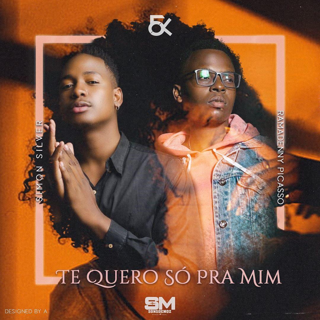 Ramadenny Picasso - Te Quero Só Pra Mim (feat. Simon Silver)