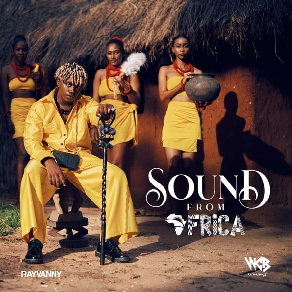 Rayvanny - Sound from Africa (Album)