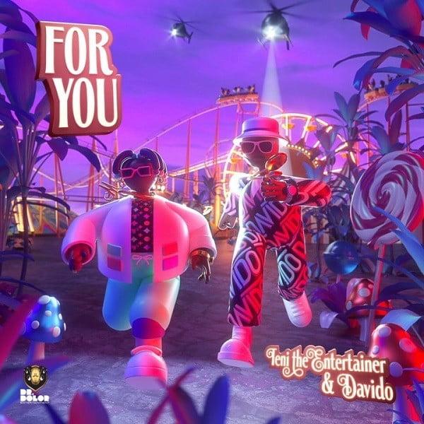 Teni - For You (feat. Davido)