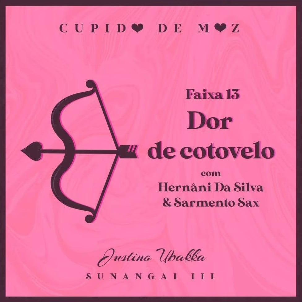 Justino Ubakka - Dor de cotovelo (feat. Hernâni da Silva)
