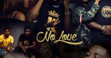 Izu Young - No Love (feat. Filho do Zua)