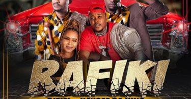Rafiki - Ma Hazard (feat. Bizizi & Kaygee Da King)