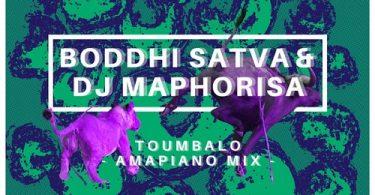 Boddhi Satva & DJ Maphorisa - Toumbalo (Amapiano Version)