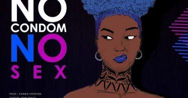 Carina Houston - No Condom No Sex